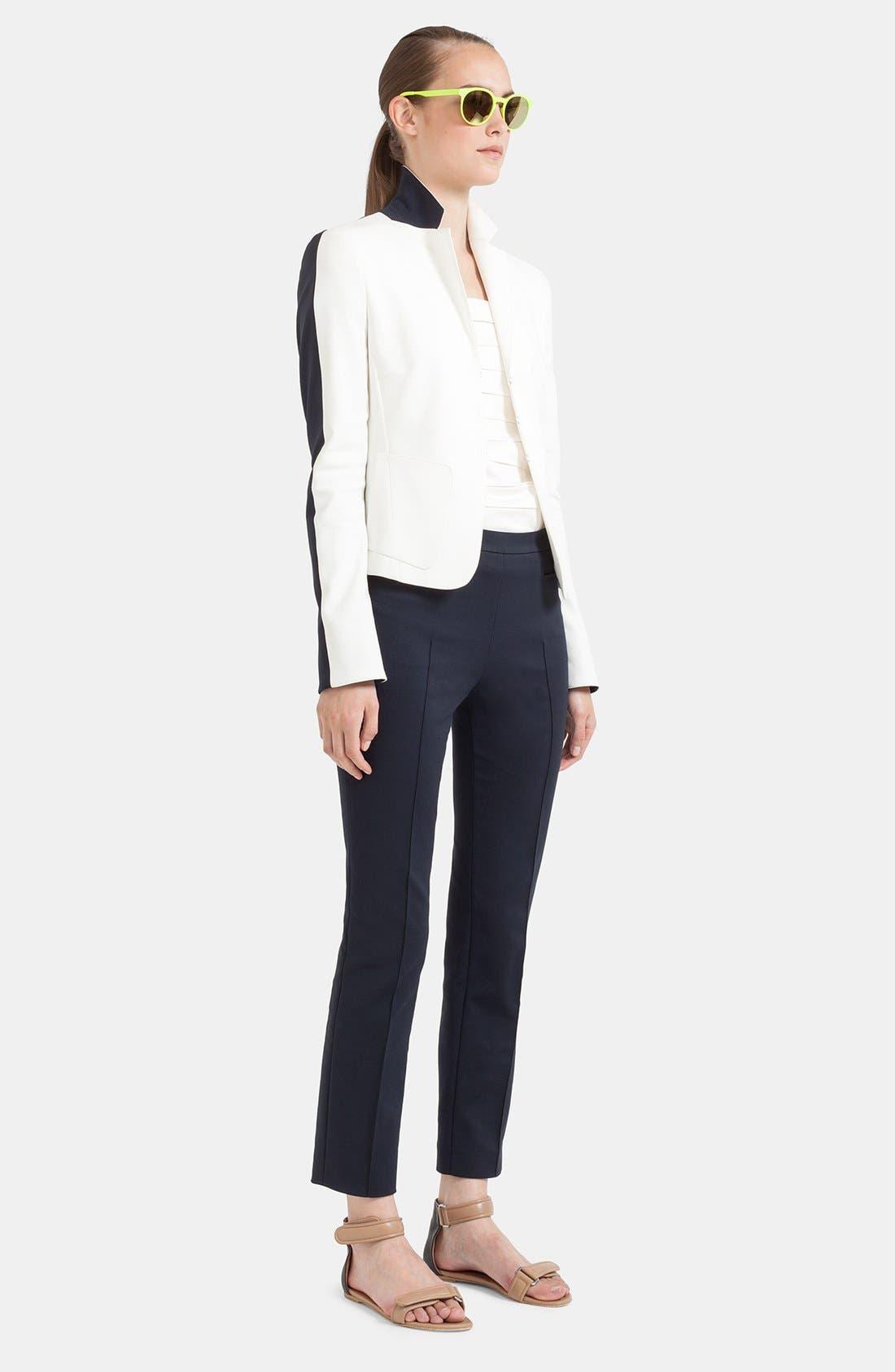 Alternate Image 1 Selected - Akris punto Jacket, Top & Crop Pants