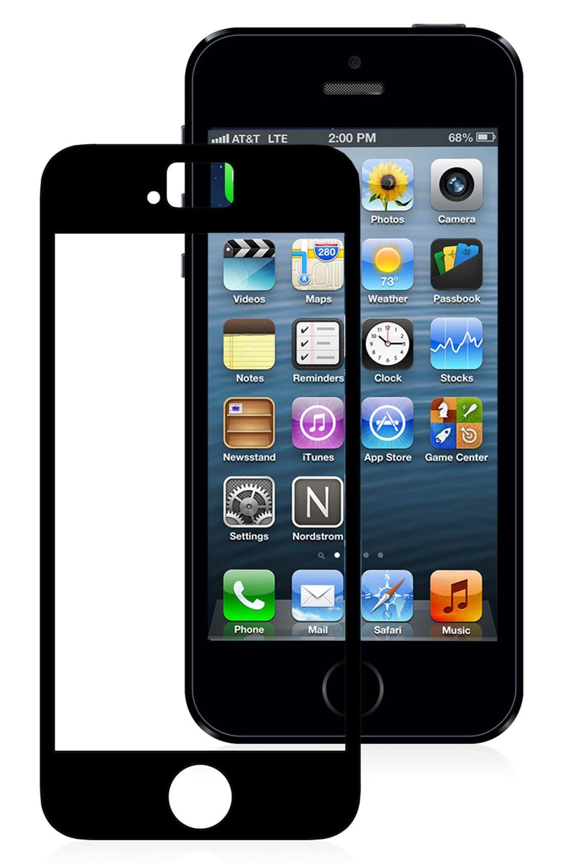 Alternate Image 2  - Moshi 'iVisor' iPhone 5 & 5s Screen Protector