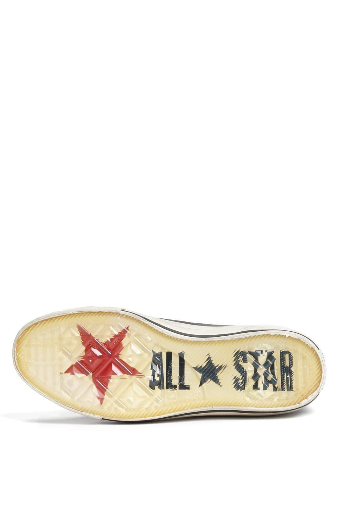 Alternate Image 4  - Converse by John Varvatos Chuck Taylor® Zip Sneaker