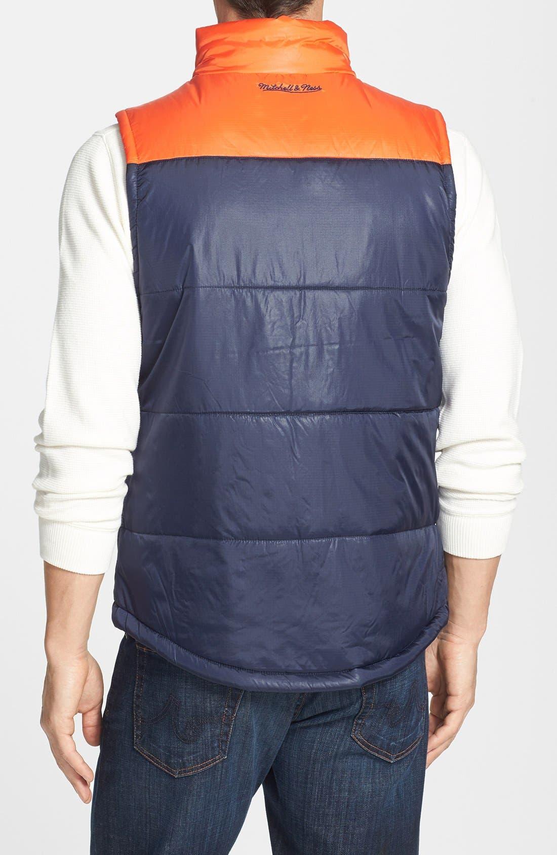 Alternate Image 2  - Mitchell & Ness 'Winning Team - Chicago Bears' Quilted Vest