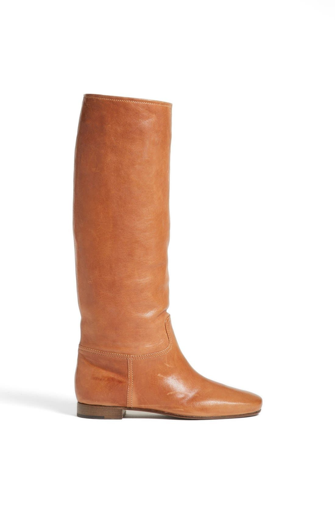 Alternate Image 4  - Prada Scrunchy Tall Flat Boot