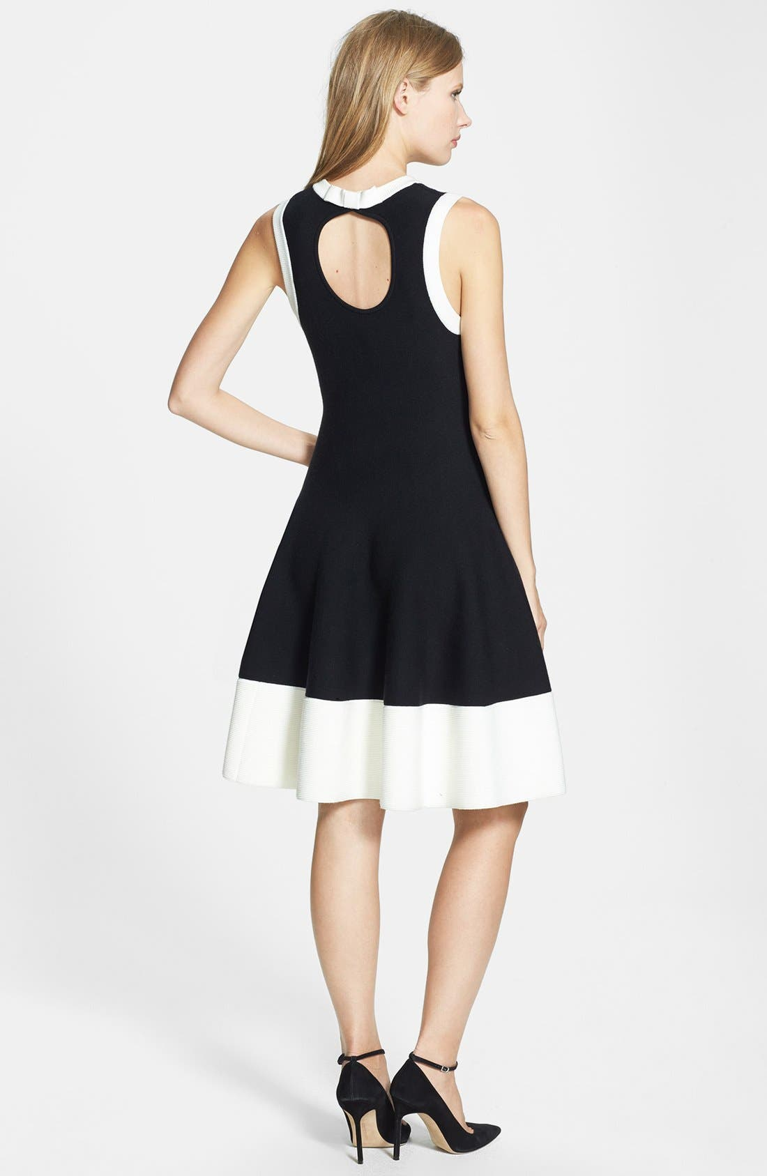 Alternate Image 2  - kate spade new york 'quincy' sweater dress
