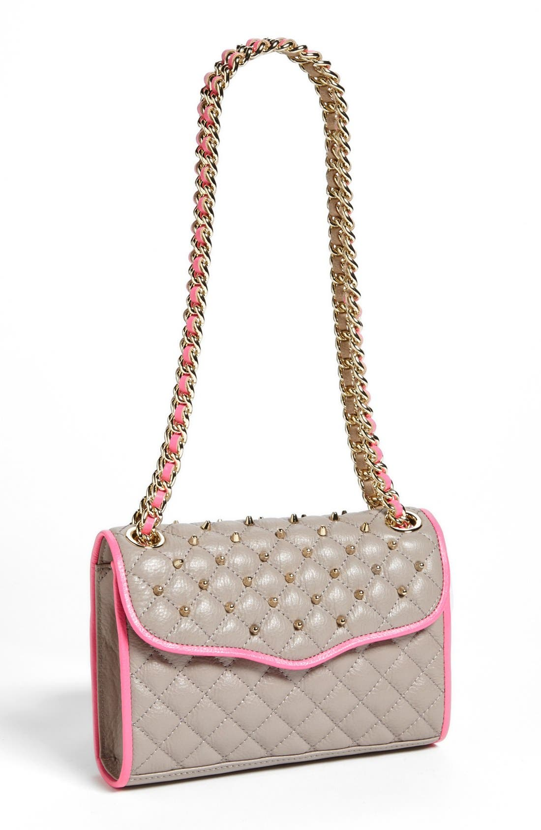 Alternate Image 1 Selected - Rebecca Minkoff 'Affair - Mini Studded' Convertible Crossbody Bag