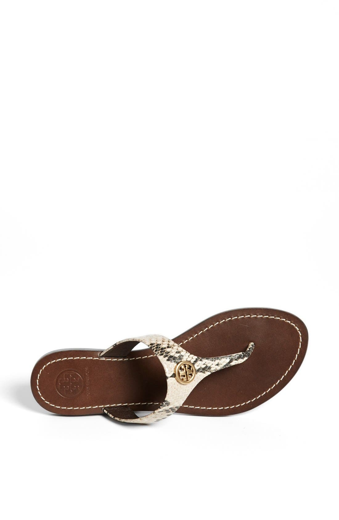 Alternate Image 3  - Tory Burch 'Cameron' Thong Sandal