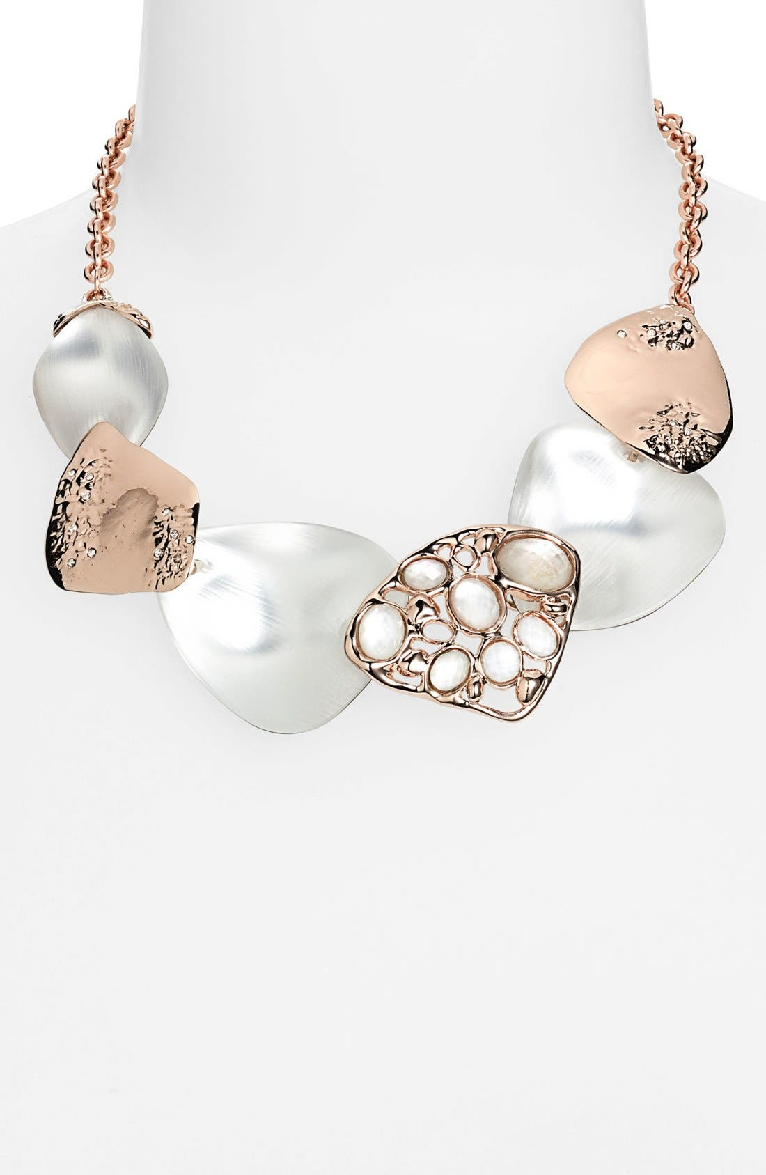 Alternate Image 1 Selected - Alexis Bittar 'Lucite®' Bib Necklace