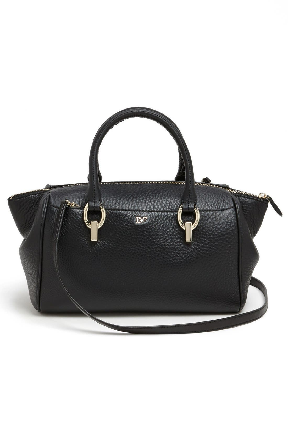 Alternate Image 3  - Diane von Furstenberg 'Small Sutra' Leather Satchel