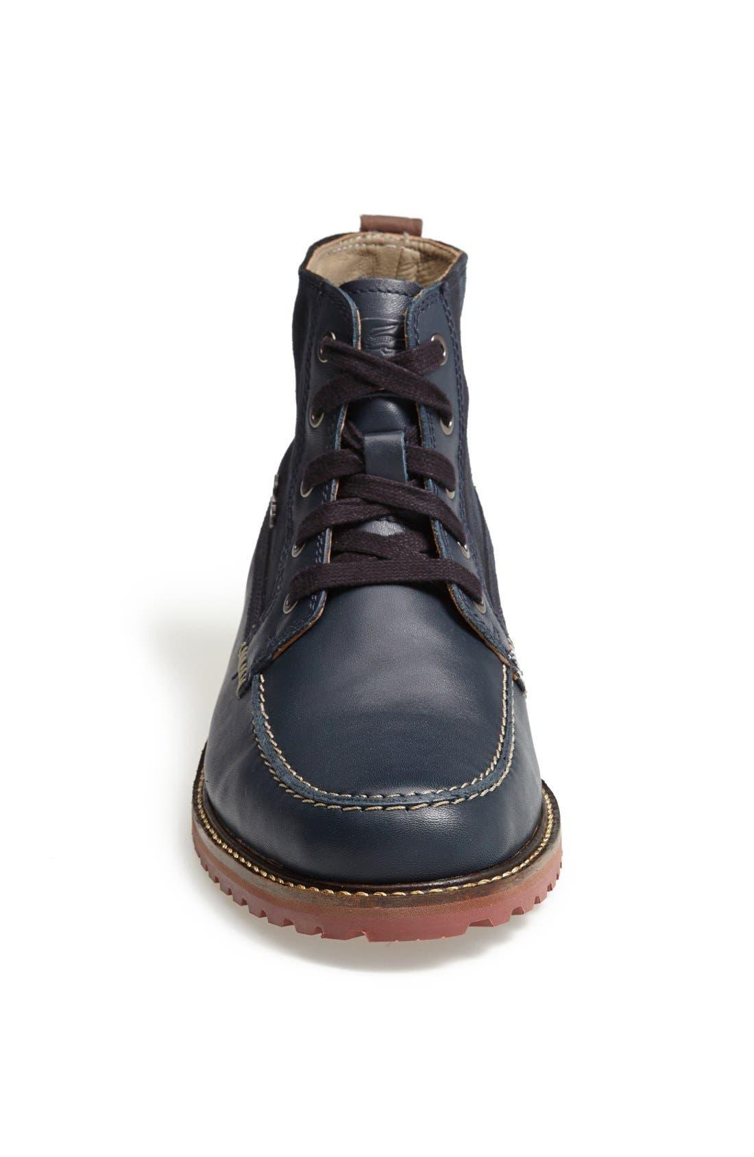 Alternate Image 3  - Lacoste 'Marceau 4' Moc Toe Boot