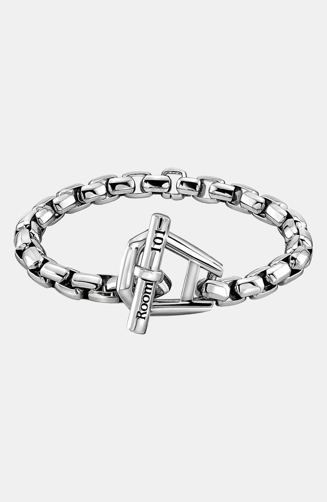 Alternate Image 1 Selected - Room 101 Stainless Steel Bracelet