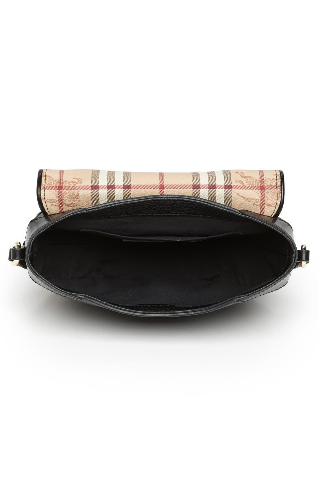 Alternate Image 3  - Burberry 'Small Maydown' Leather Crossbody Bag