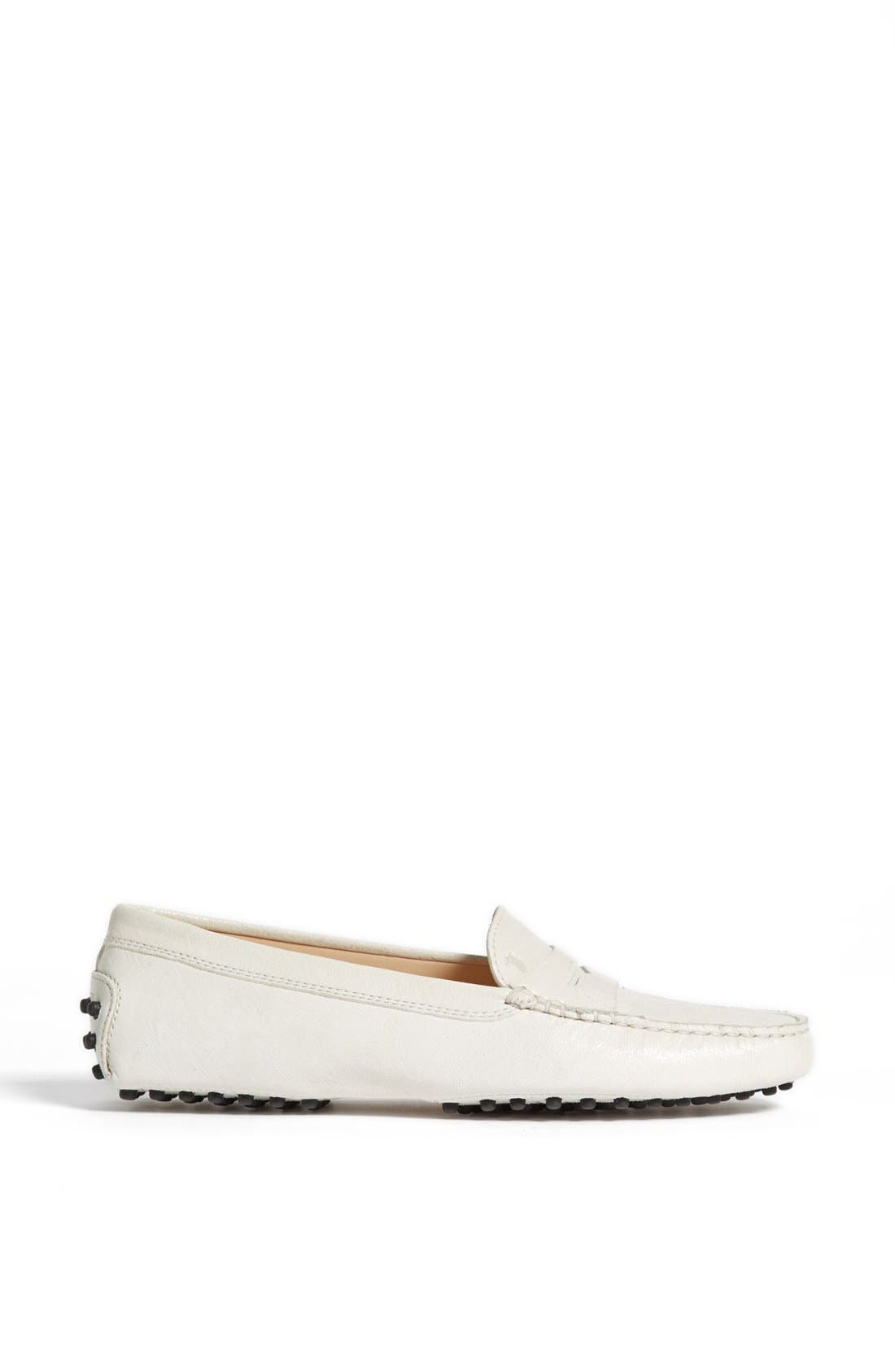 Alternate Image 4  - Tod's 'Gommini' Leather Moccasin