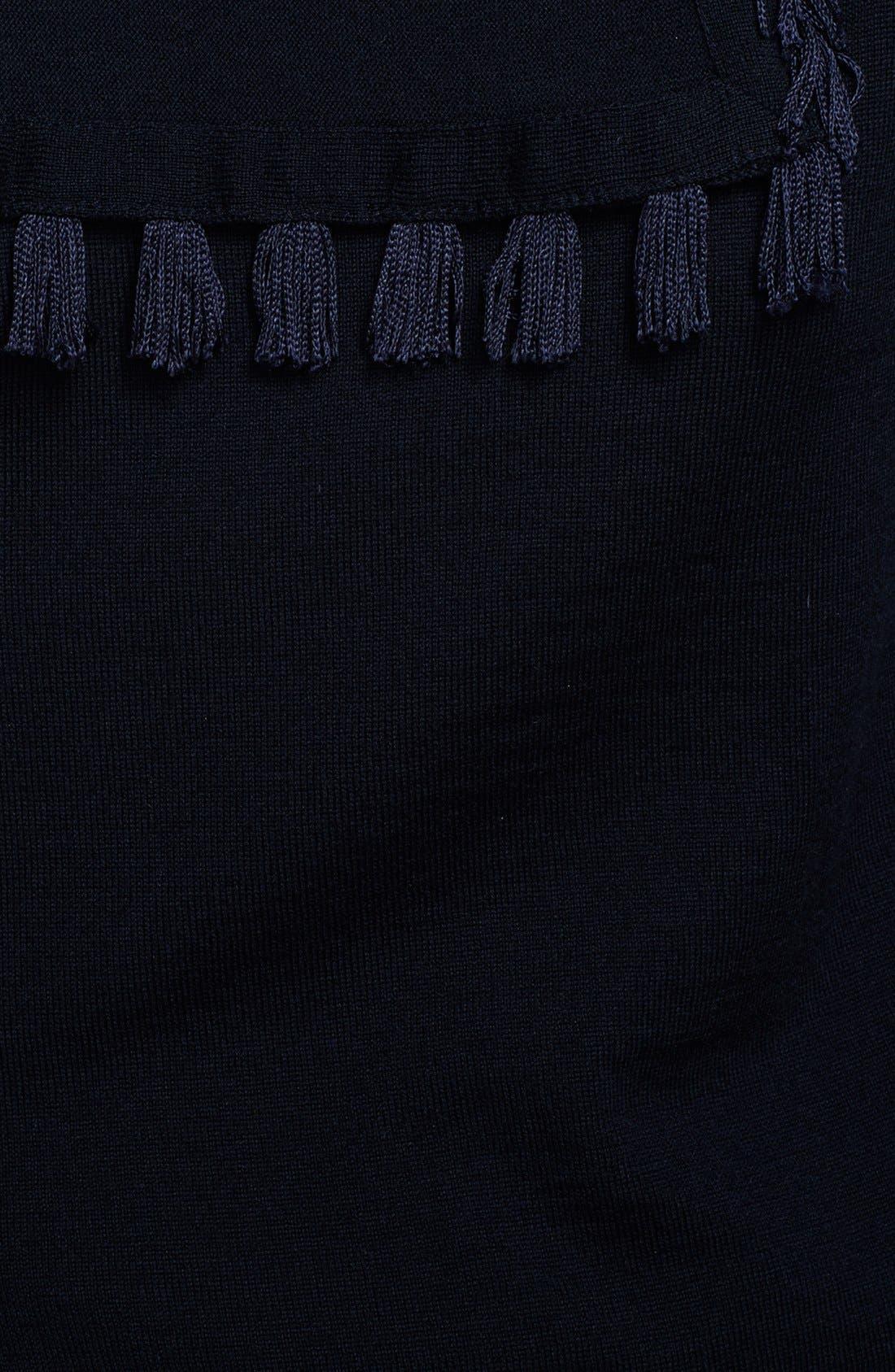 Alternate Image 3  - McQ by Alexander McQueen Tassel Detail Cardigan