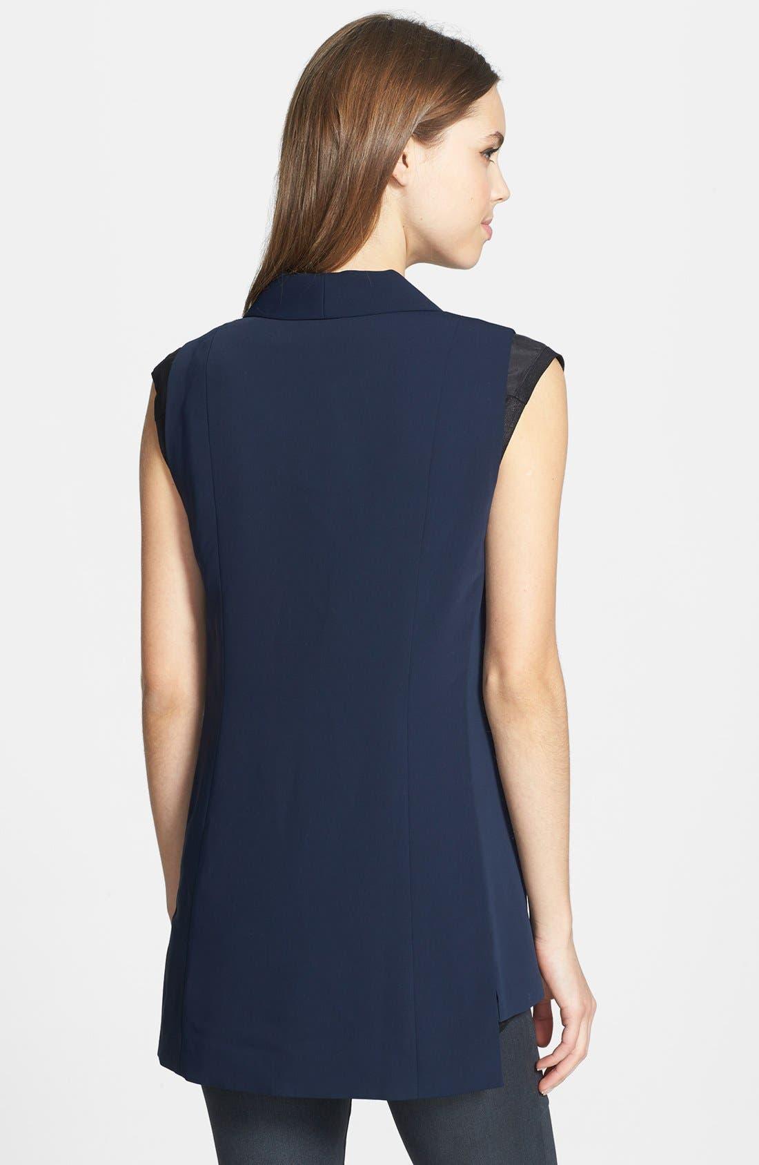 Alternate Image 2  - Trouvé Blazer-Style Vest