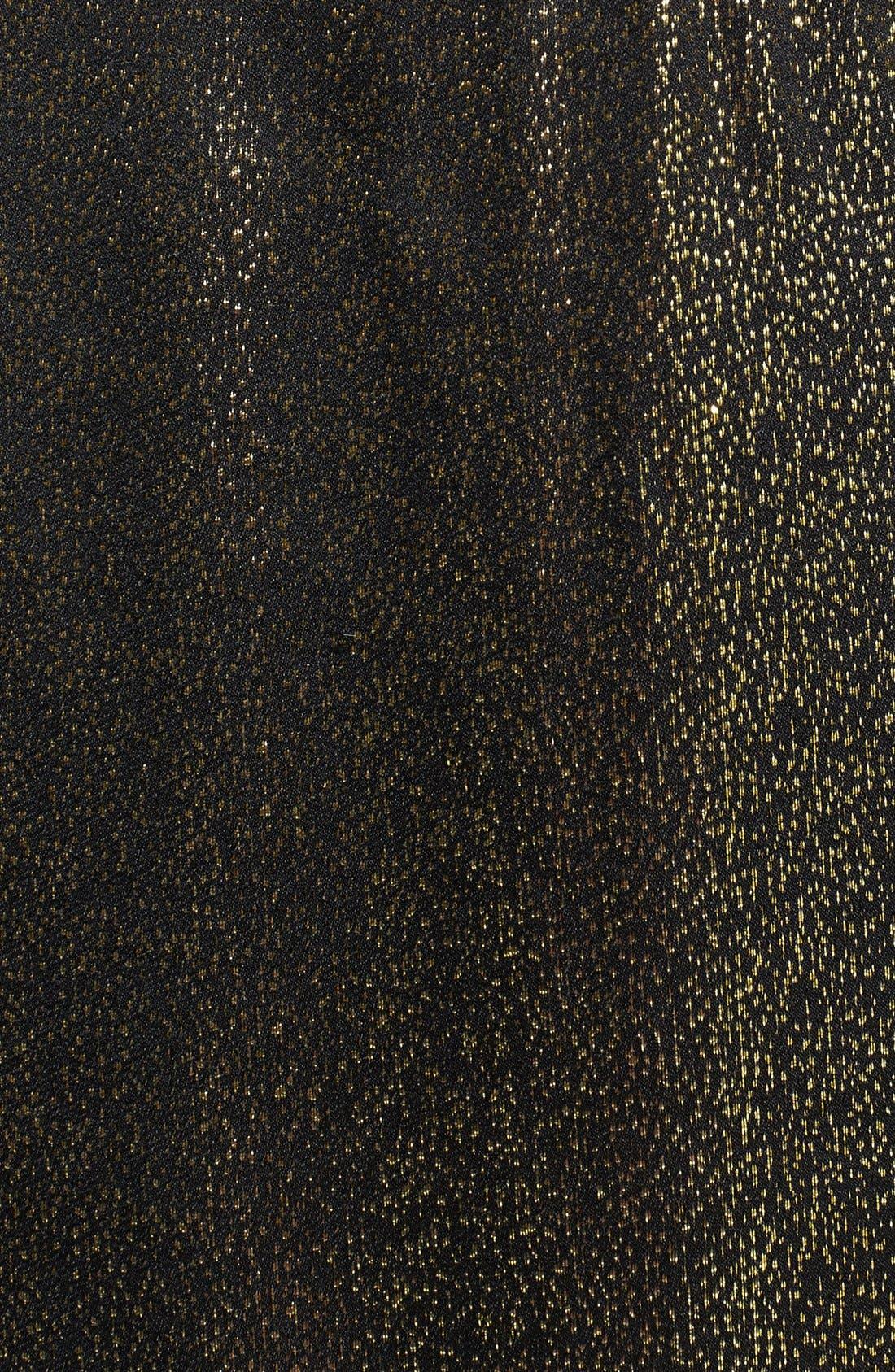 Alternate Image 3  - ERIN erin fetherston 'Lea' Metallic Dress