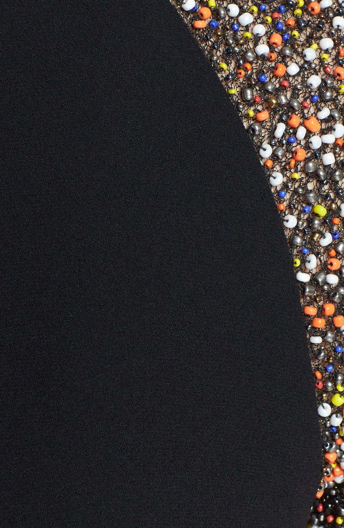 Alternate Image 3  - Trina Turk 'Nettle' Embellished Crepe Dress