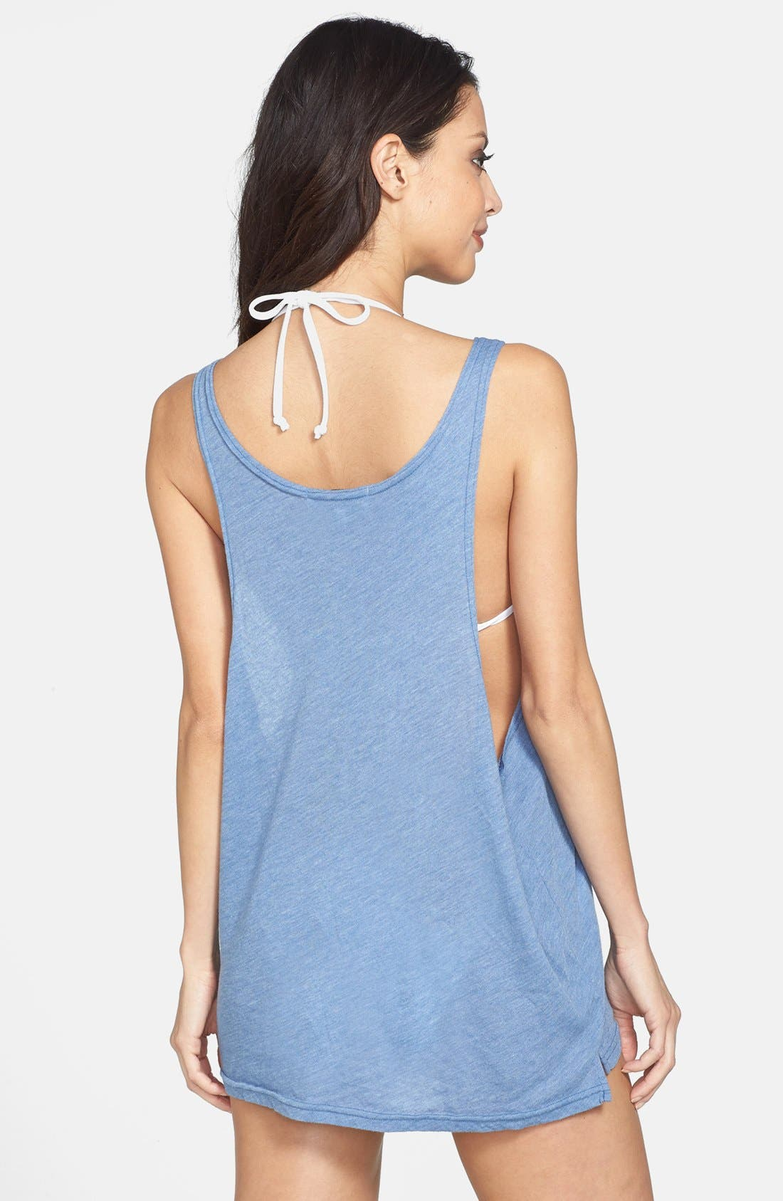 Alternate Image 2  - Wildfox 'Lost Lifeguard' Cover-Up Tank