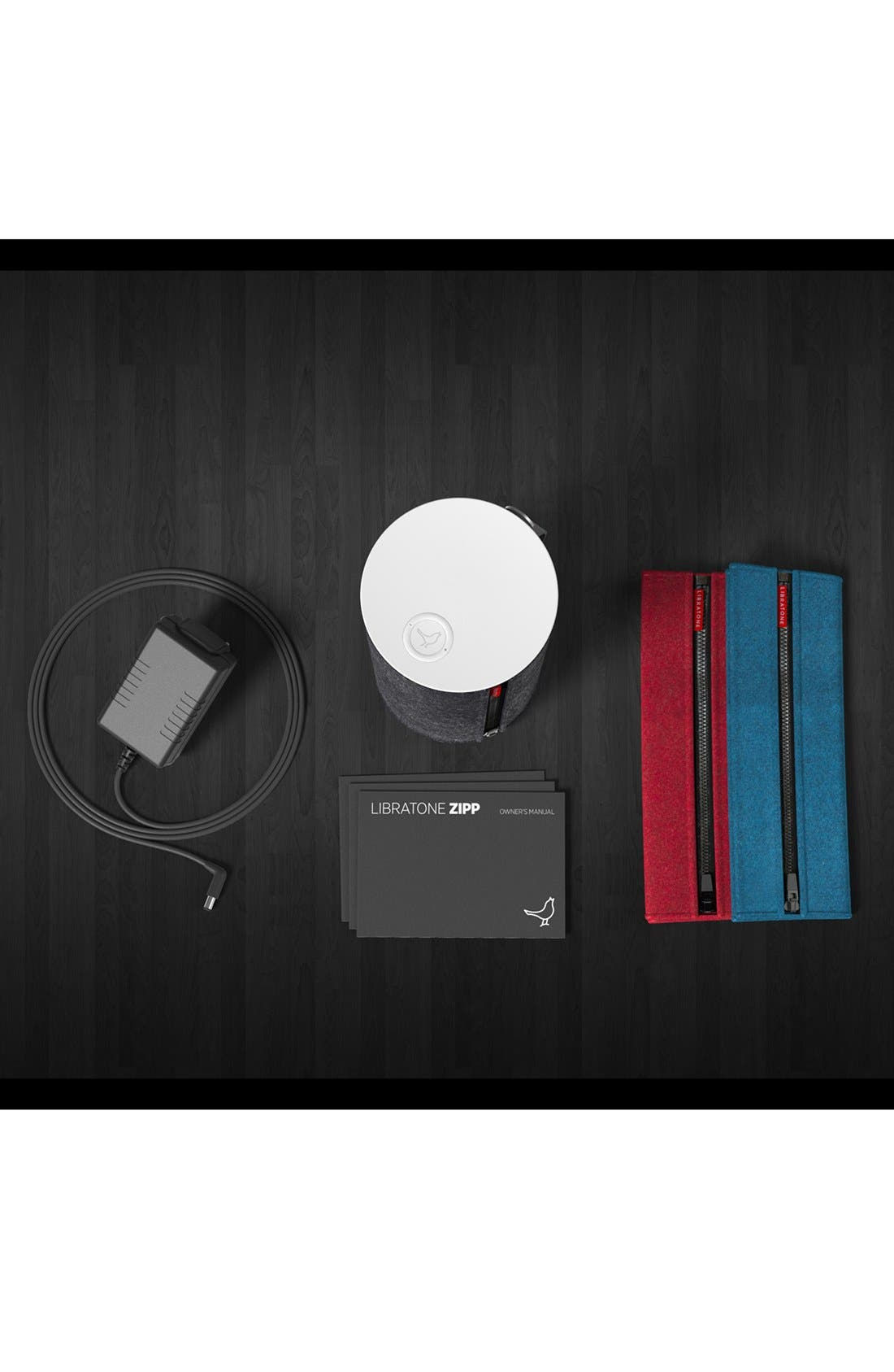 Alternate Image 3  - Libratone™ 'ZIPP - Classic' Take Along Wireless Speaker with Interchangeable Covers
