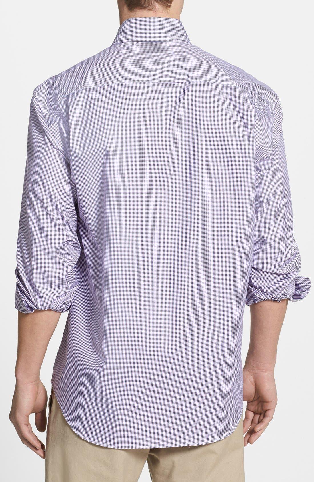 Alternate Image 2  - Robert Talbott Classic Fit Sport Shirt