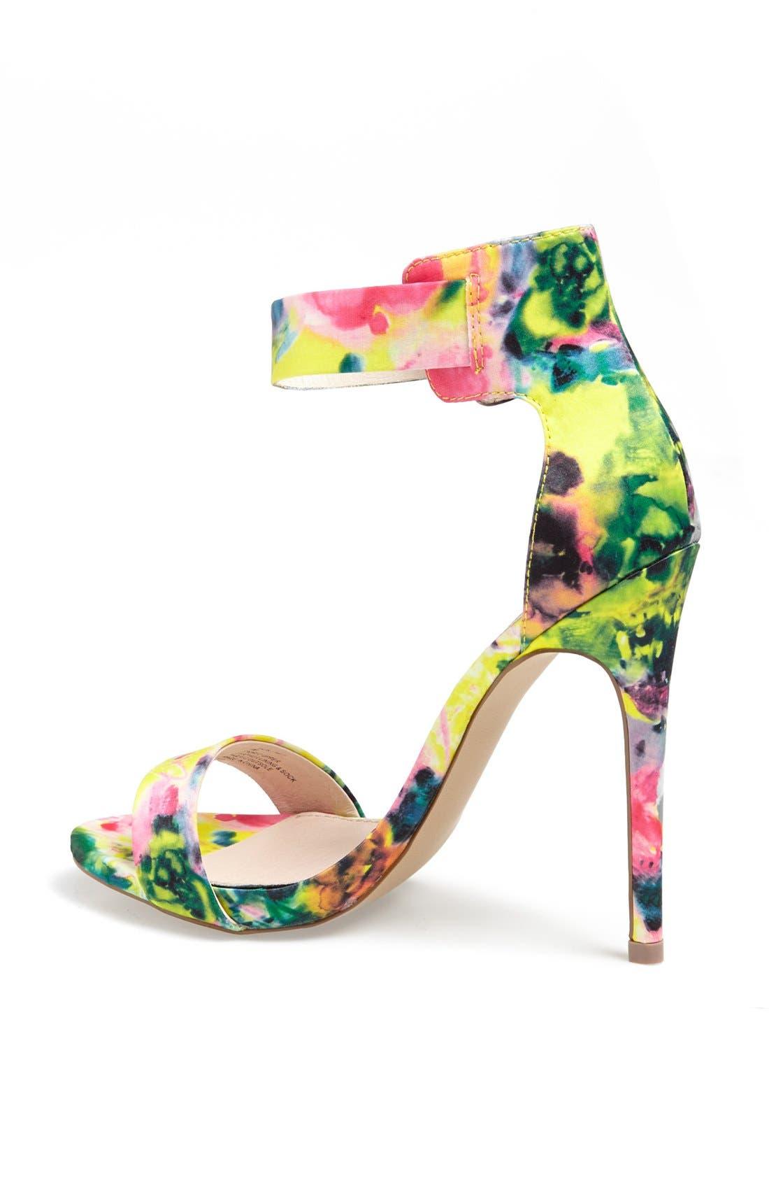 Alternate Image 2  - Steve Madden 'Marlenee' Floral Print Sandal