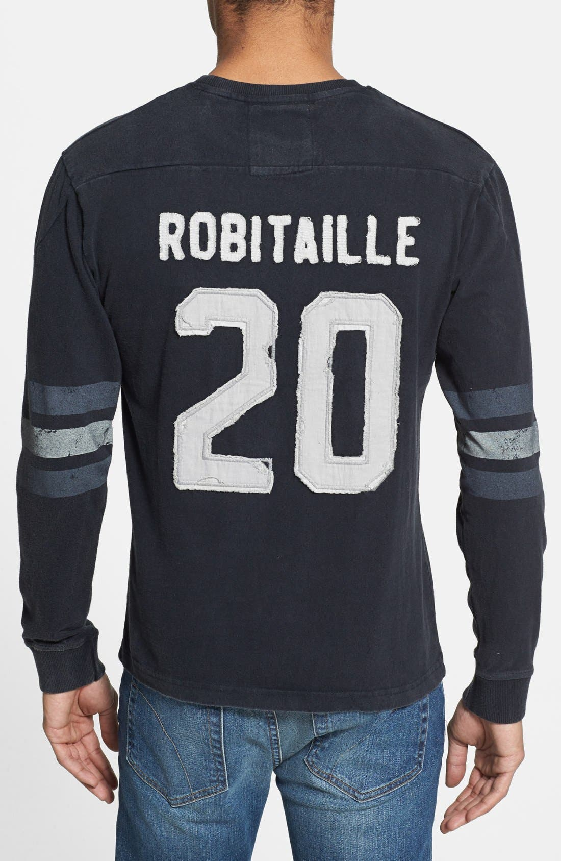 Alternate Image 2  - Red Jacket 'Rover - Luc Robitaille' Long Sleeve Shirt