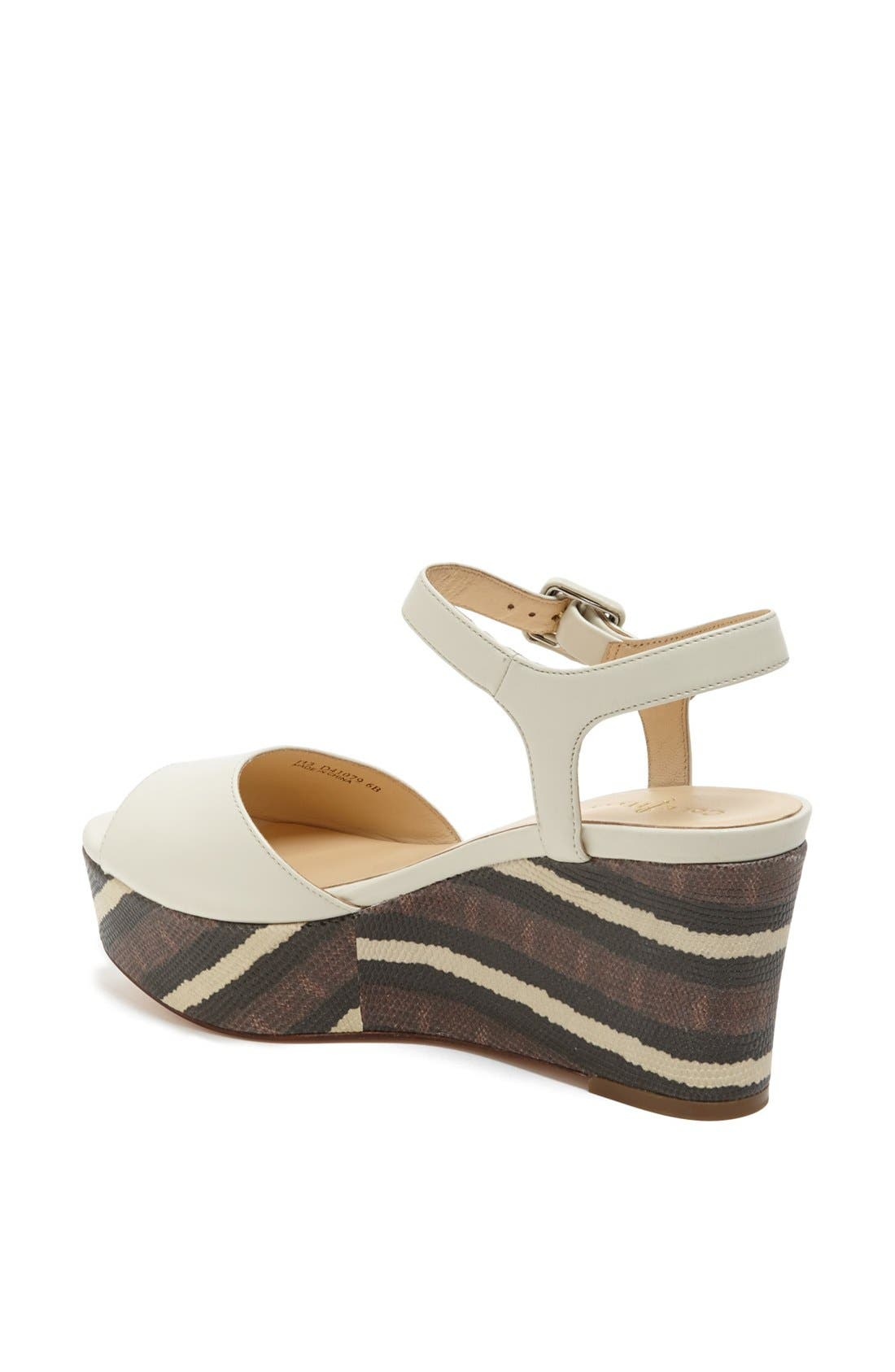 Alternate Image 2  - Cole Haan 'Gillian' Platform Wedge Sandal