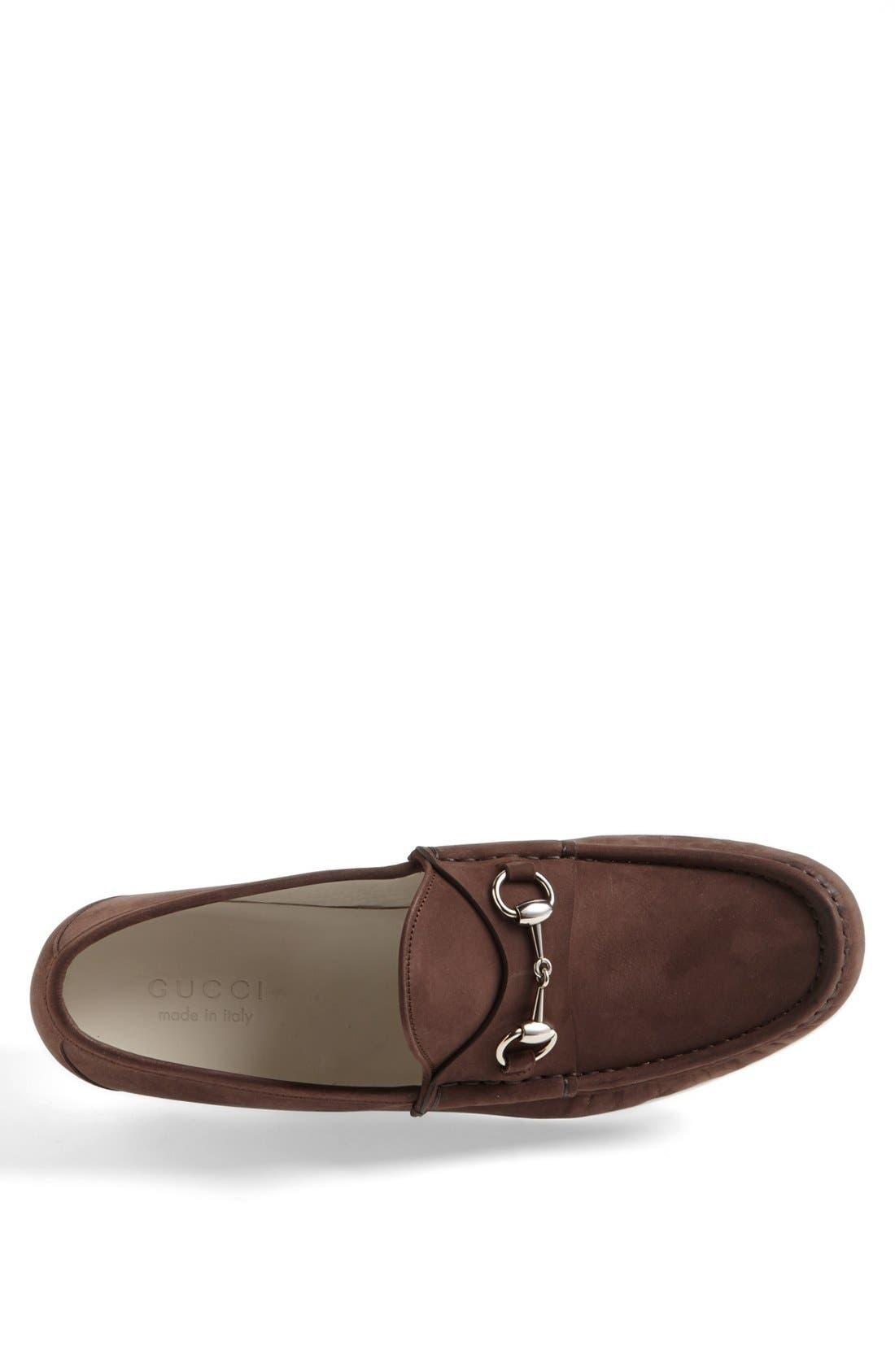 Alternate Image 3  - Gucci 'Rafer' Bit Loafer