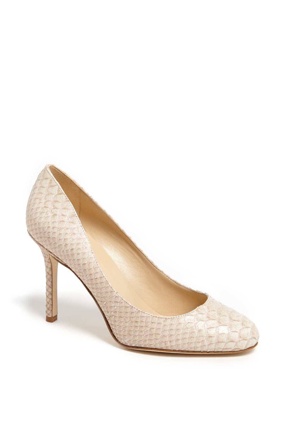 Alternate Image 1 Selected - kate spade new york 'arielle' round toe pump