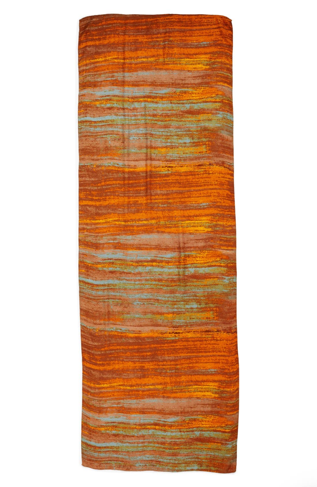Alternate Image 2  - Echo Textured Stripe Scarf