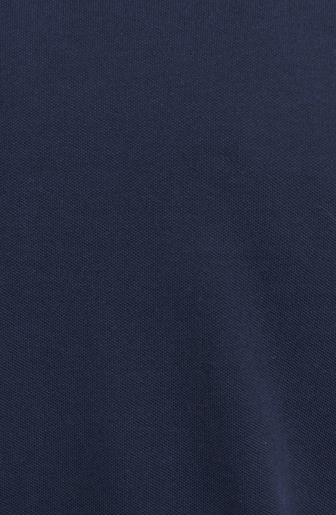 Alternate Image 3  - Vilebrequin 'Plongeroir' Piqué Polo
