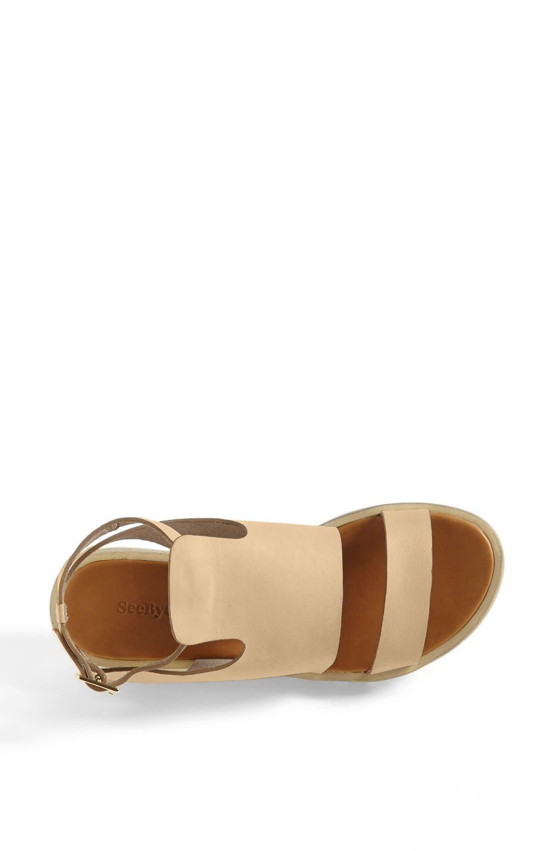 Alternate Image 3  - See by Chloé Platform Sandal