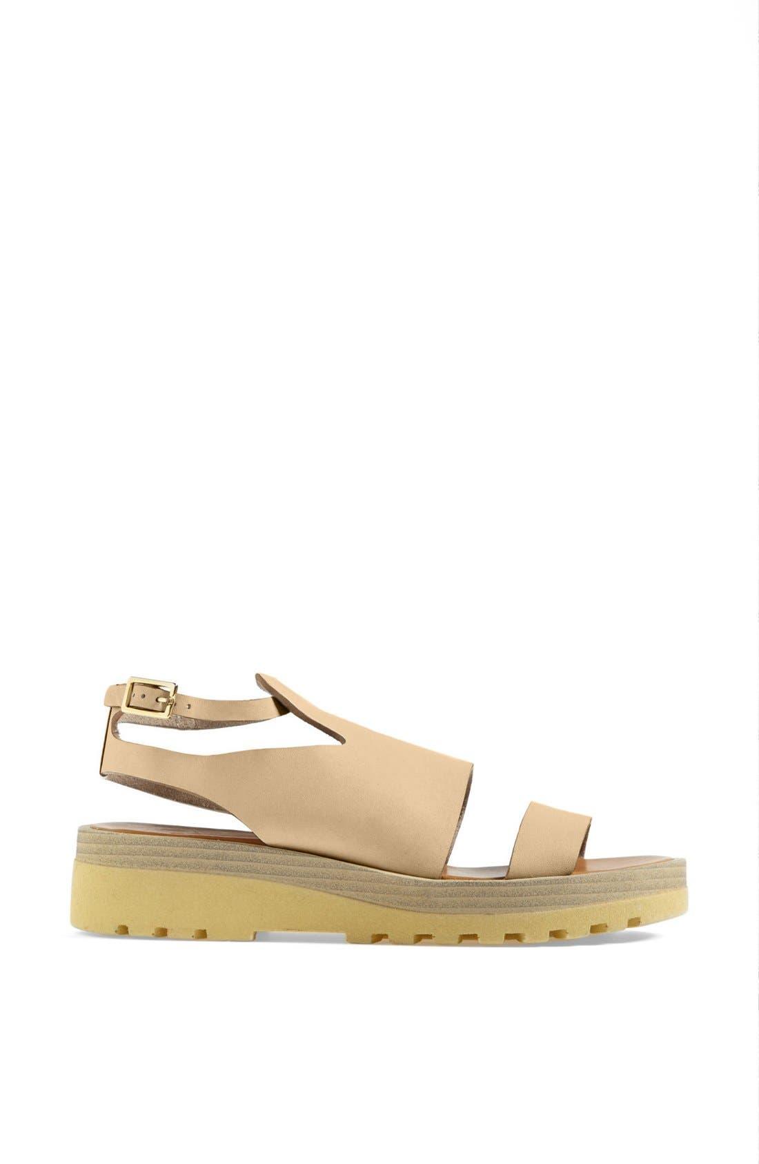 Alternate Image 4  - See by Chloé Platform Sandal