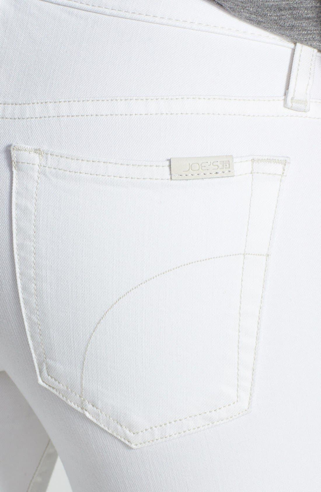 Alternate Image 3  - Joe's Stretch Skinny Ankle Jeans (Pennie)