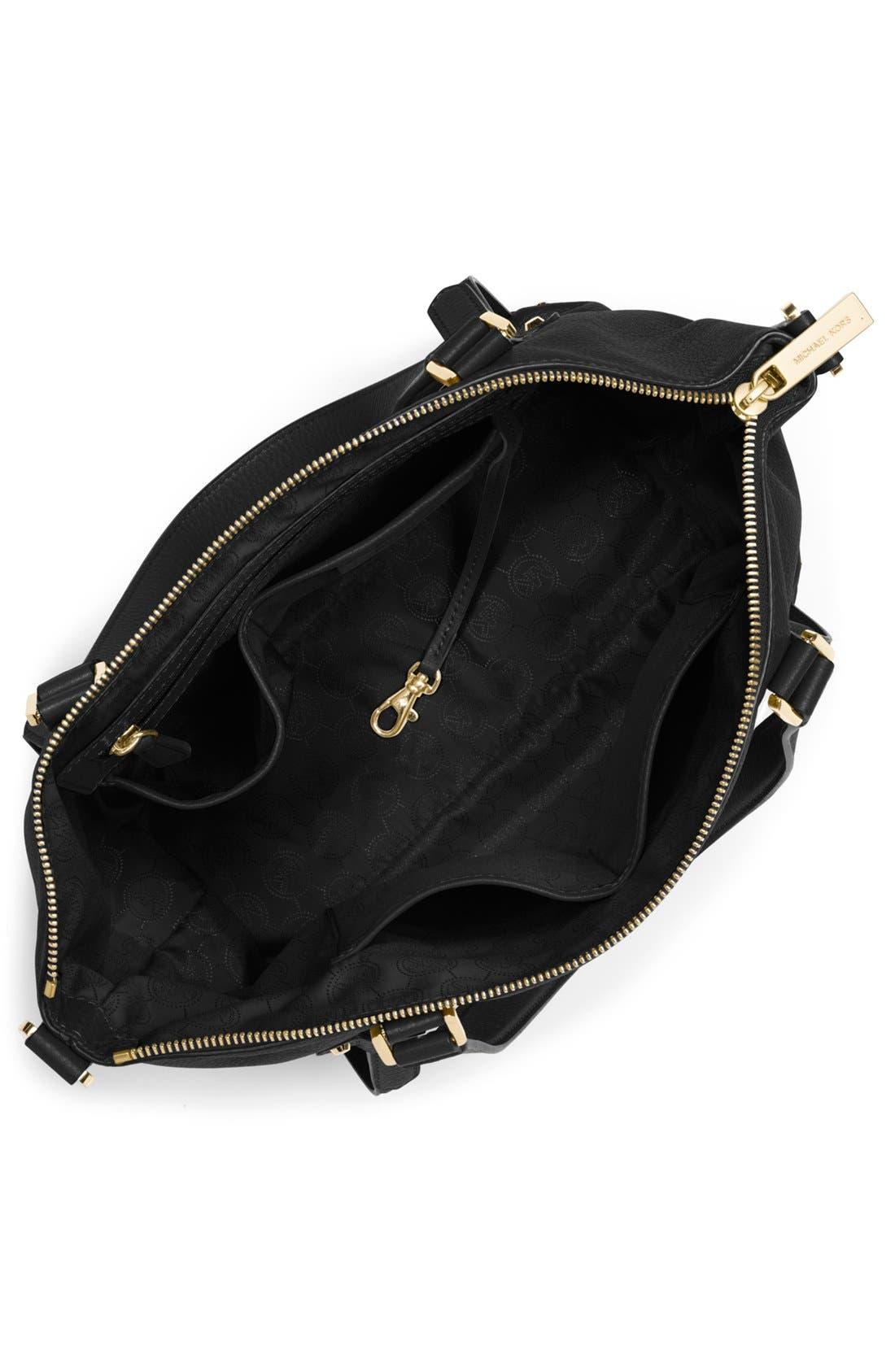 Alternate Image 3  - MICHAEL Michael Kors 'Corrine - Large' Leather Satchel