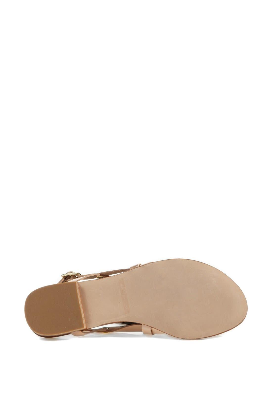 Alternate Image 4  - Steve Madden 'Kroatia' Patent Sandal