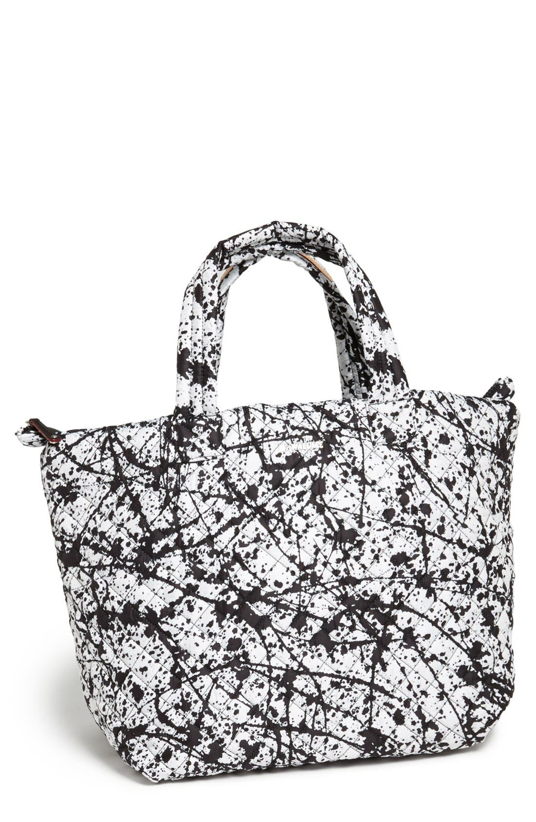 Main Image - MZ Wallace 'Large Metro' Quilted Oxford Nylon Tote