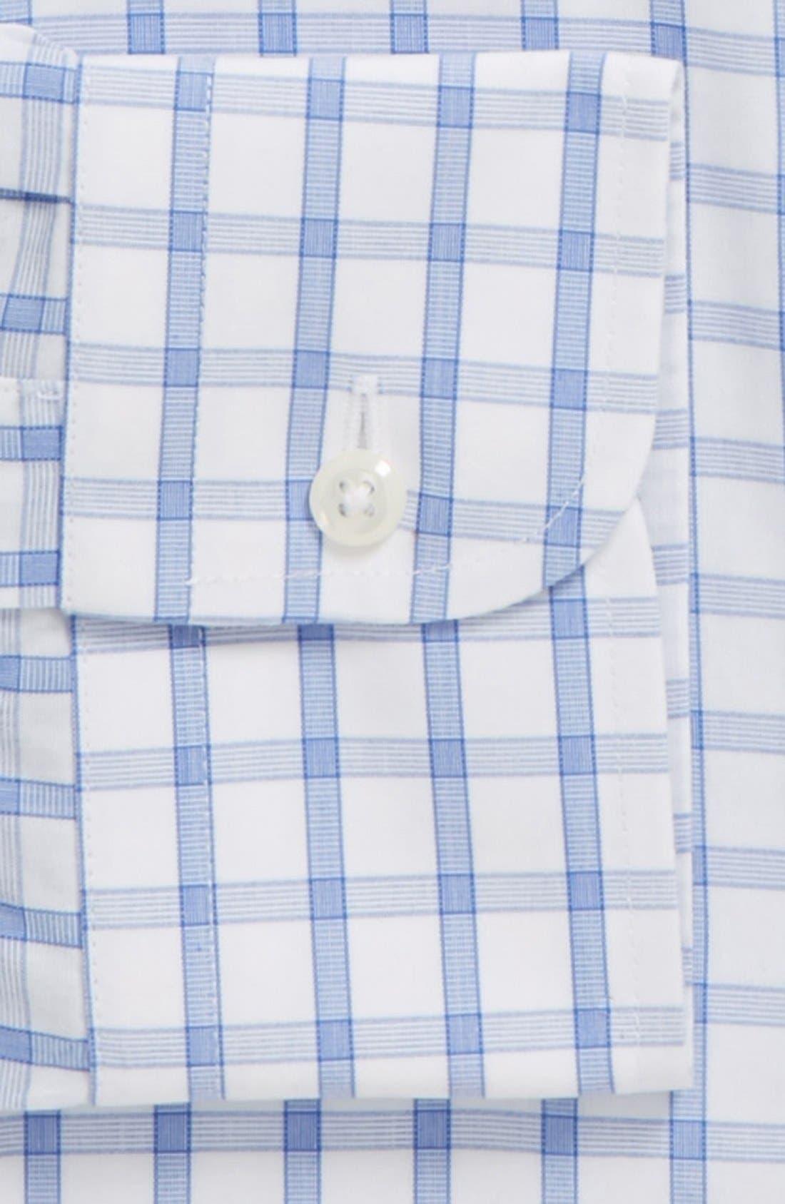 Alternate Image 2  - Nordstrom Smartcare™ Wrinkle Free Classic Fit Dress Shirt