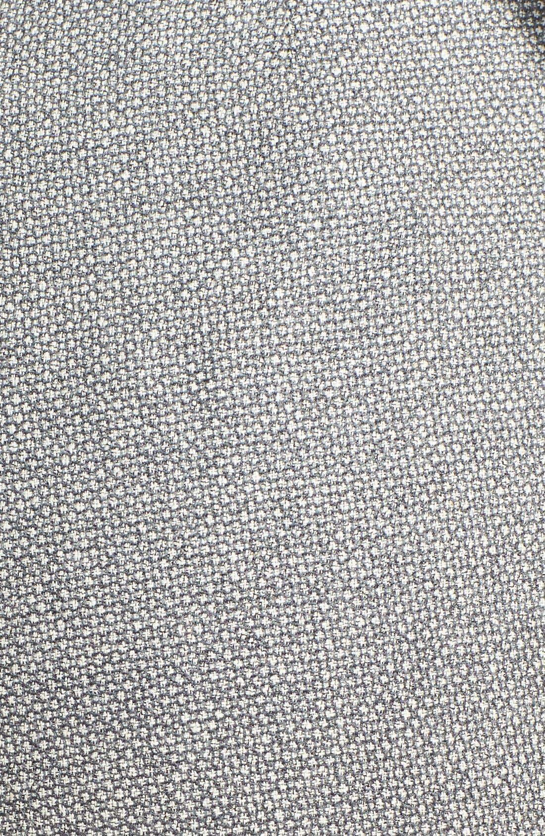 Alternate Image 4  - Lafayette 148 New York Silk Blend Pants