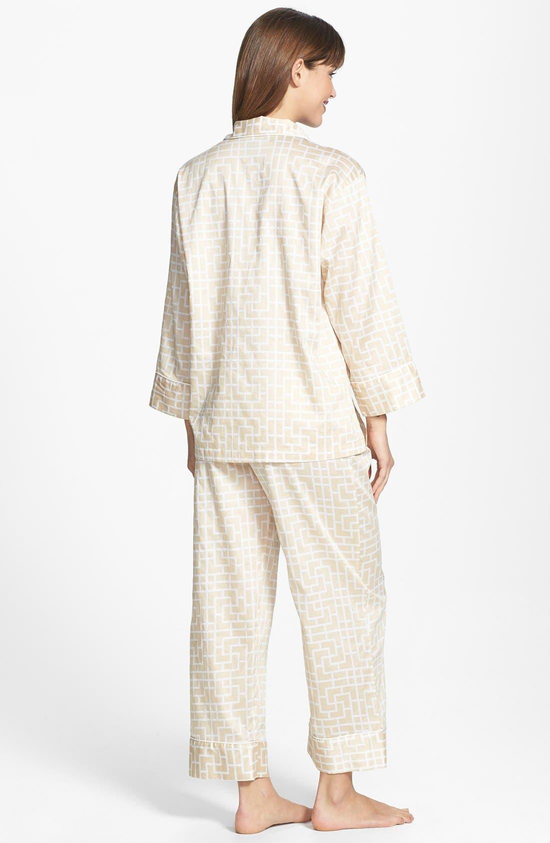 Alternate Image 2  - Natori 'Ming' Pajamas