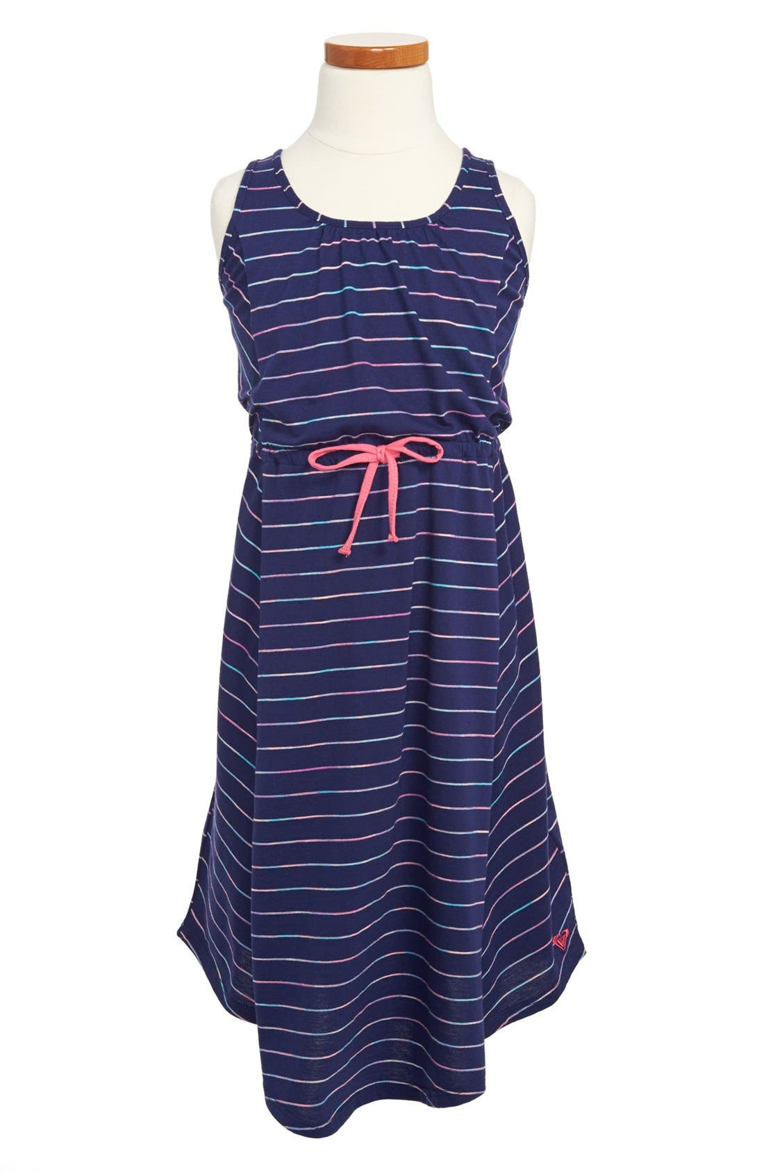 Alternate Image 1 Selected - Roxy 'Valley Spring' Dress (Big Girls)(Online Only)