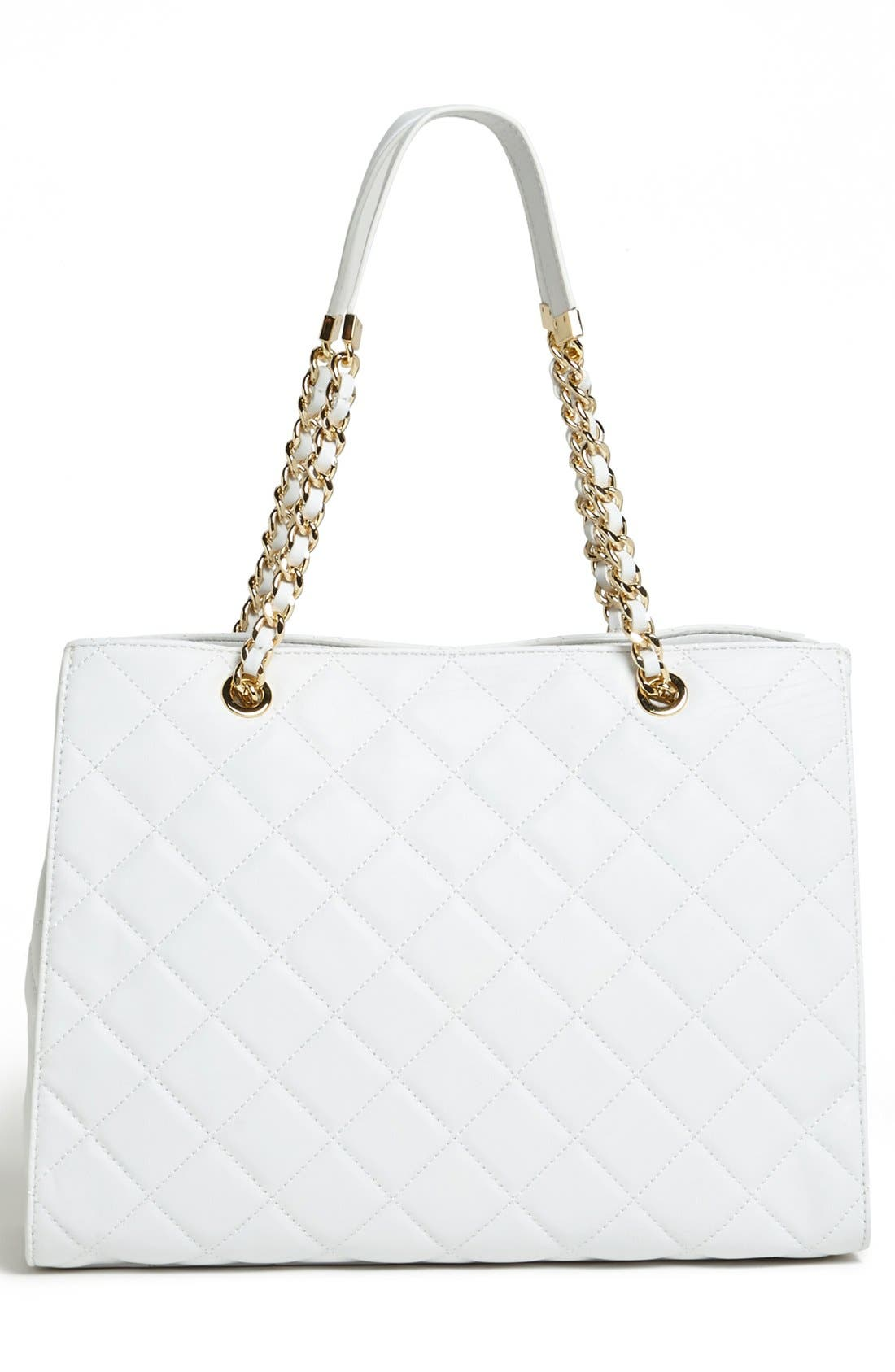 Alternate Image 4  - MICHAEL Michael Kors 'Susannah' Quilted Leather Tote