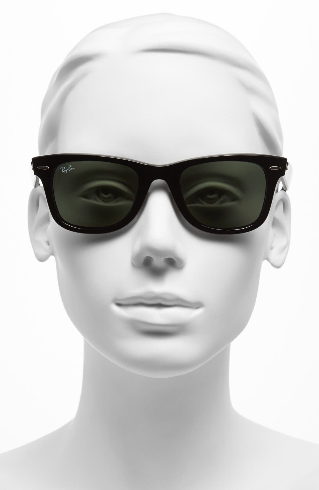 Alternate Image 2  - Ray-Ban 'Classic Wayfarer' 50mm Sunglasses