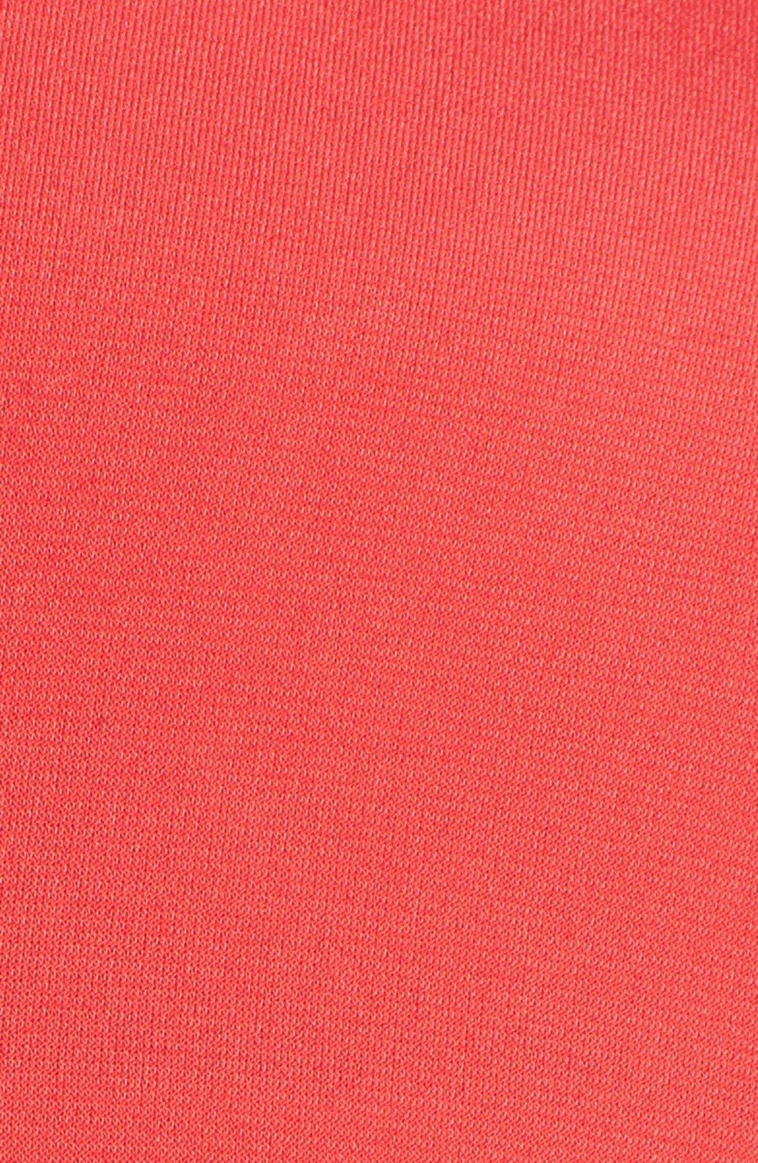 Alternate Image 3  - MICHAEL Michael Kors Chain Lace-Up Shirtdress