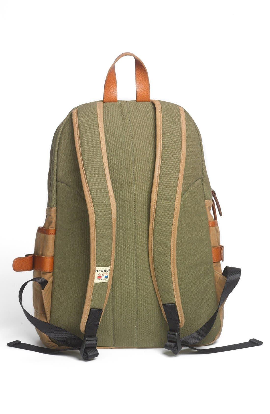 Alternate Image 2  - Benrus 'Sentry' Backpack