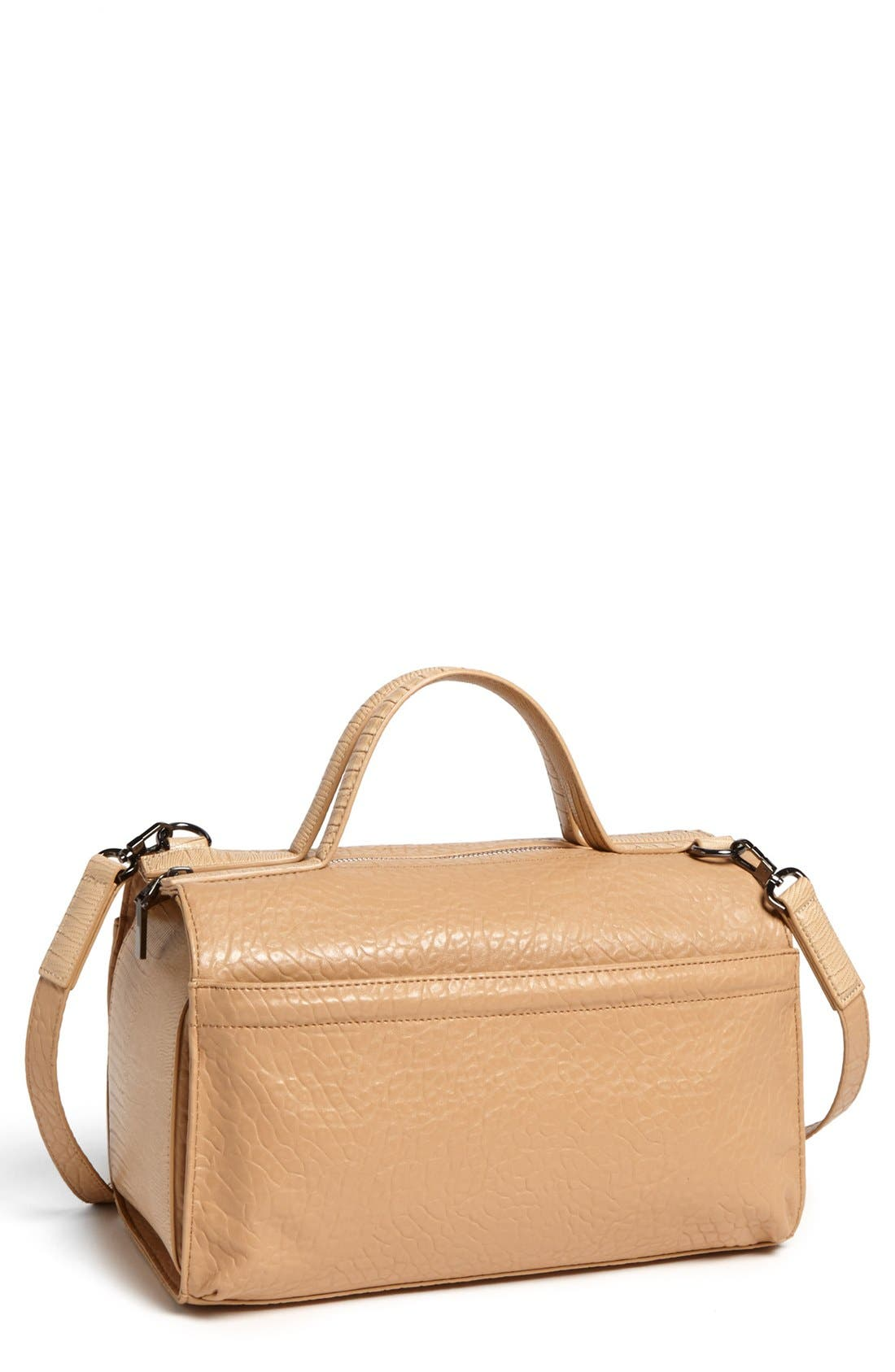Main Image - French Connection 'Zip Code' Satchel