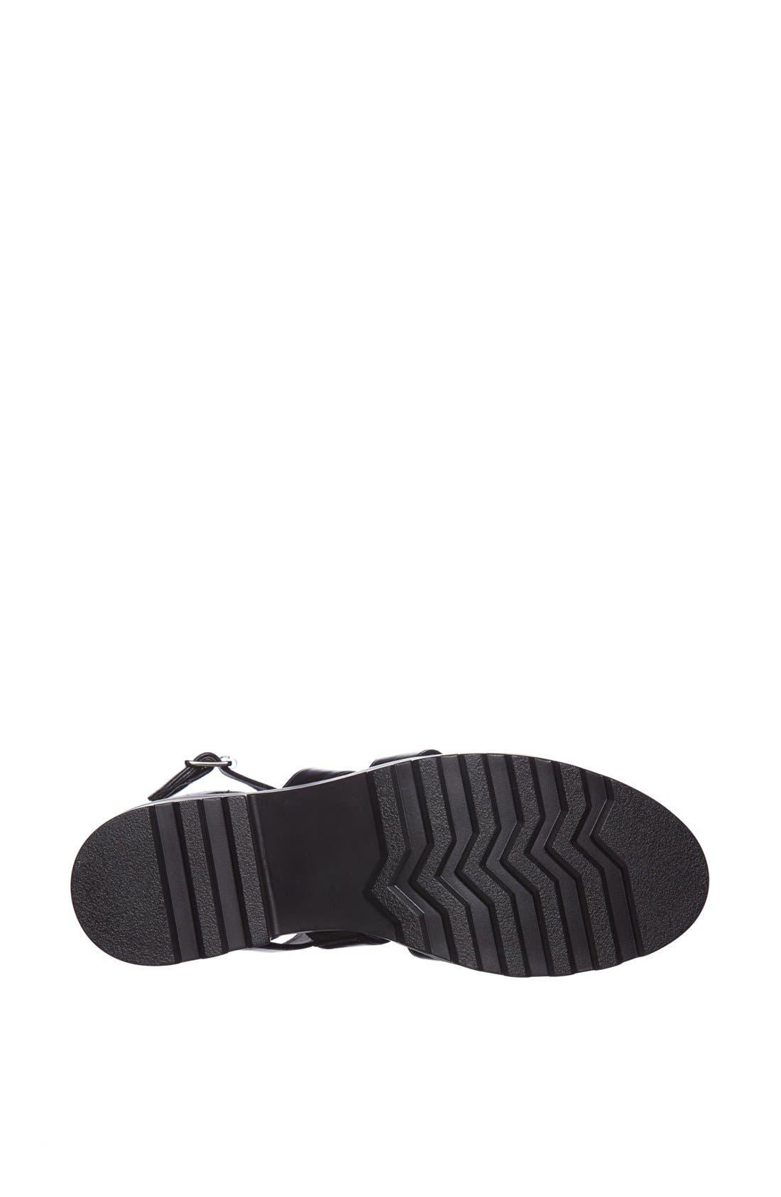 Alternate Image 4  - Topshop 'Mingle' Strappy Shoe