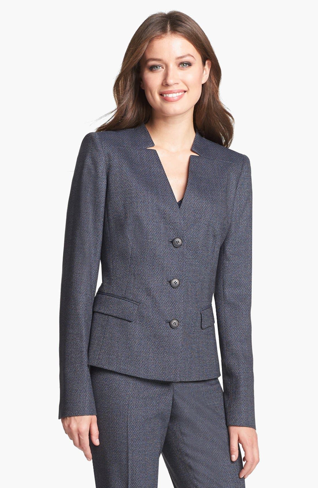 Alternate Image 1 Selected - Lafayette 148 New York 'Kerri' Jacket (Petite)