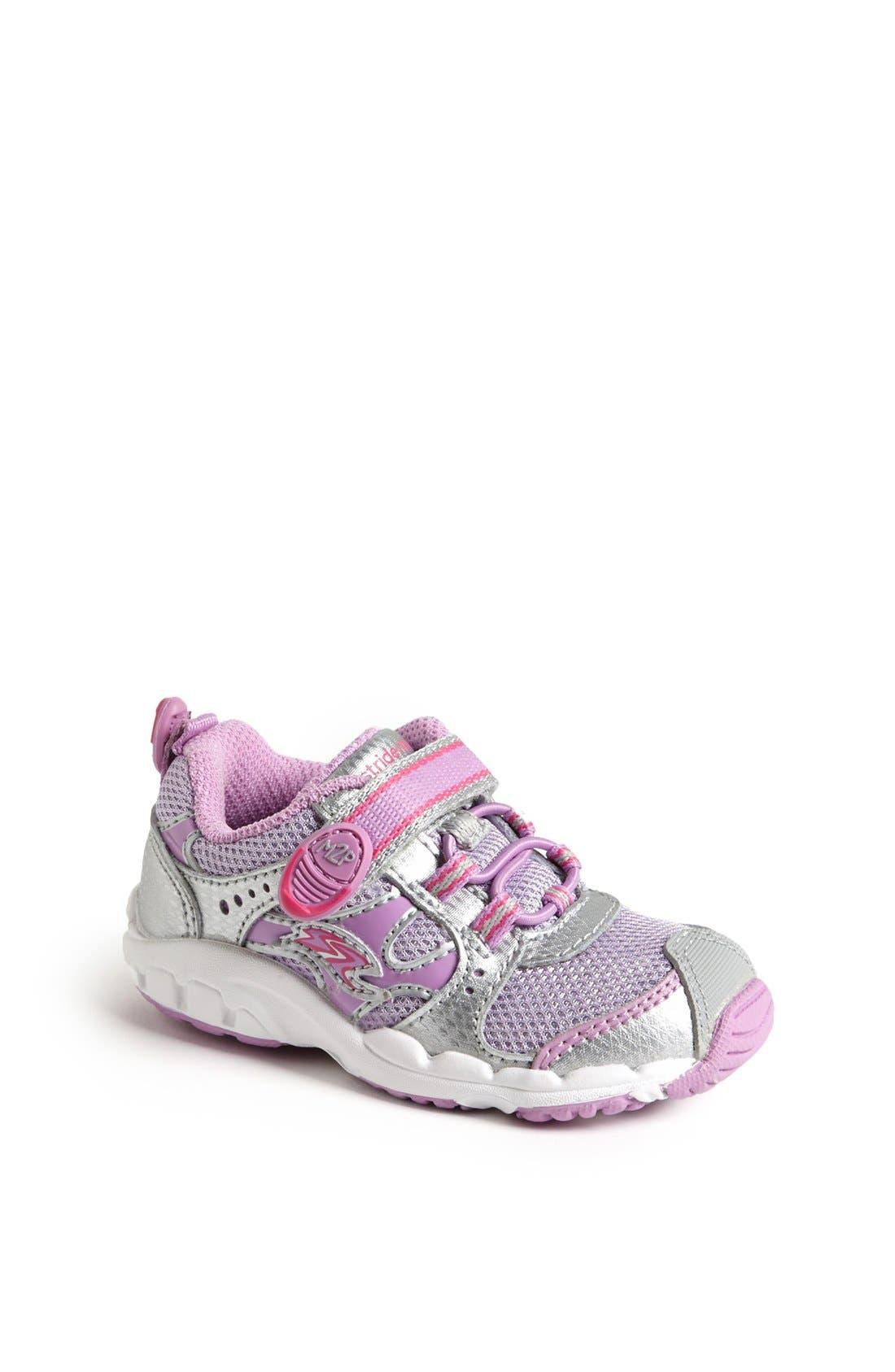Alternate Image 1 Selected - Stride Rite 'Made 2 Play™ - Reagan' Sneaker (Baby, Walker & Toddler)