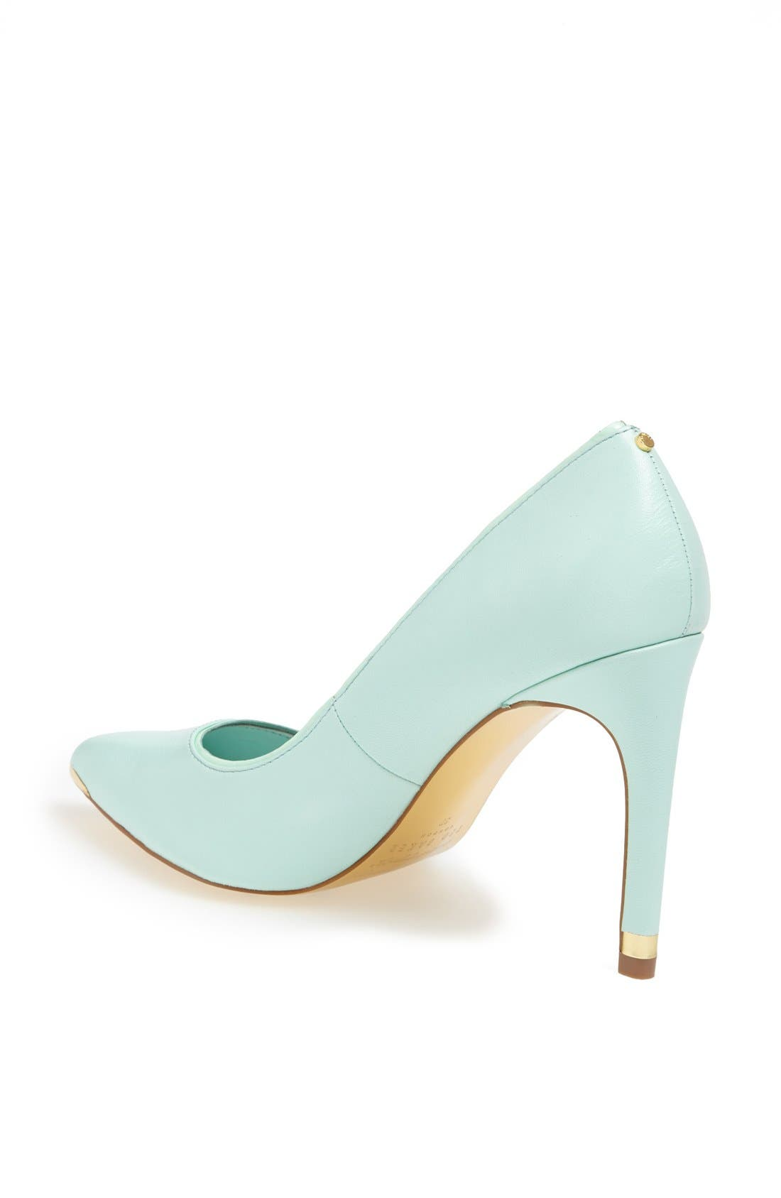 Alternate Image 2  - Ted Baker London 'Thaya' Leather Pointy Toe Pump
