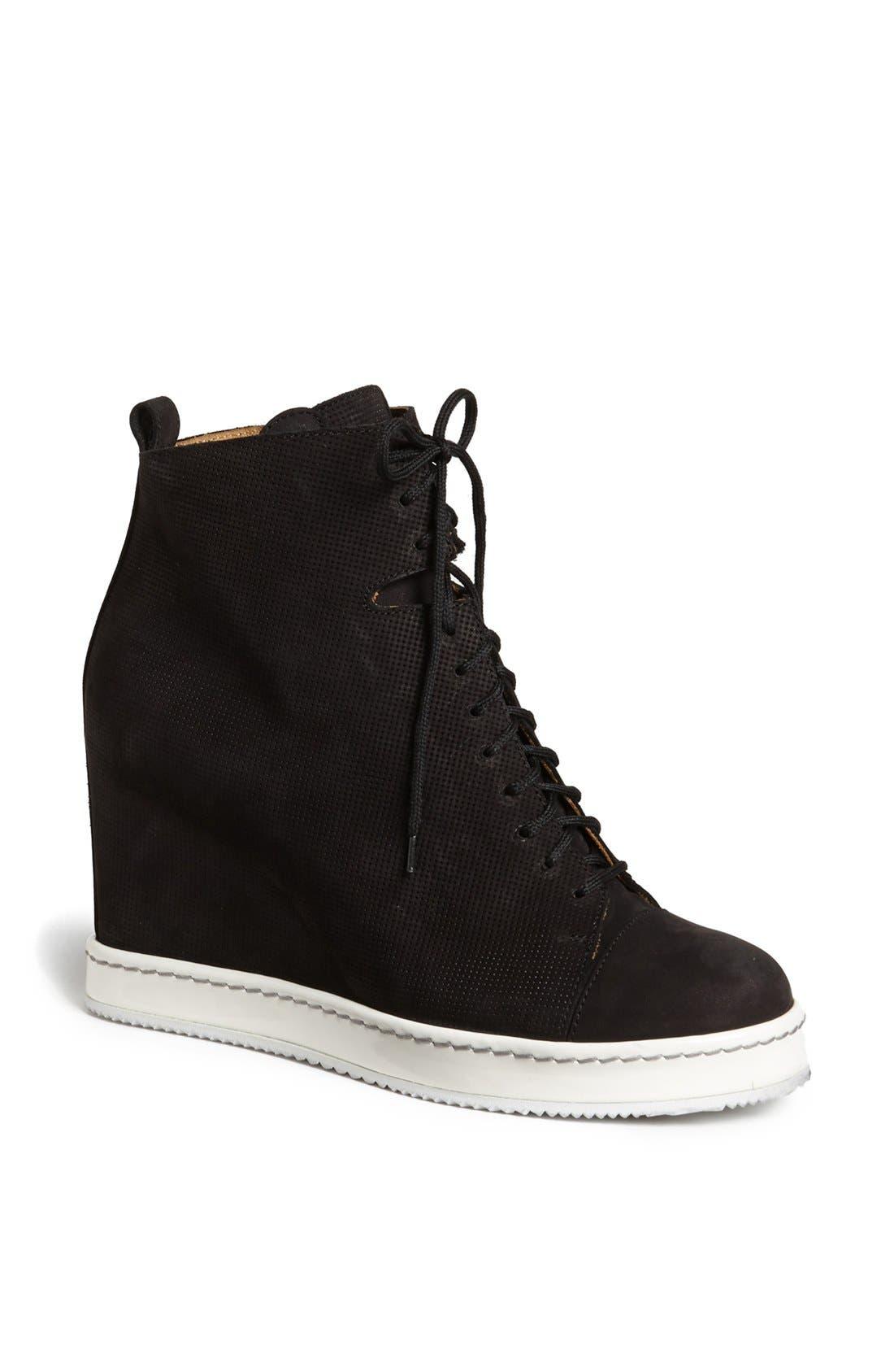 Alternate Image 1 Selected - MM6 Maison Margiela Wedge Sneaker (Online Only)