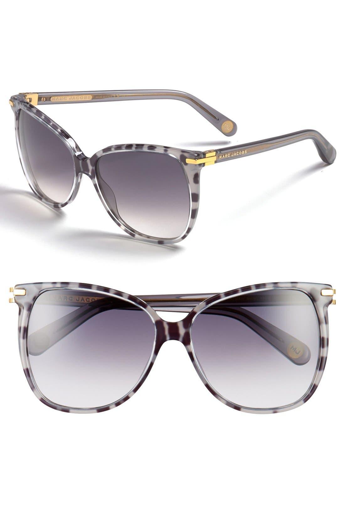 Main Image - MARC JACOBS 59mm Sunglasses