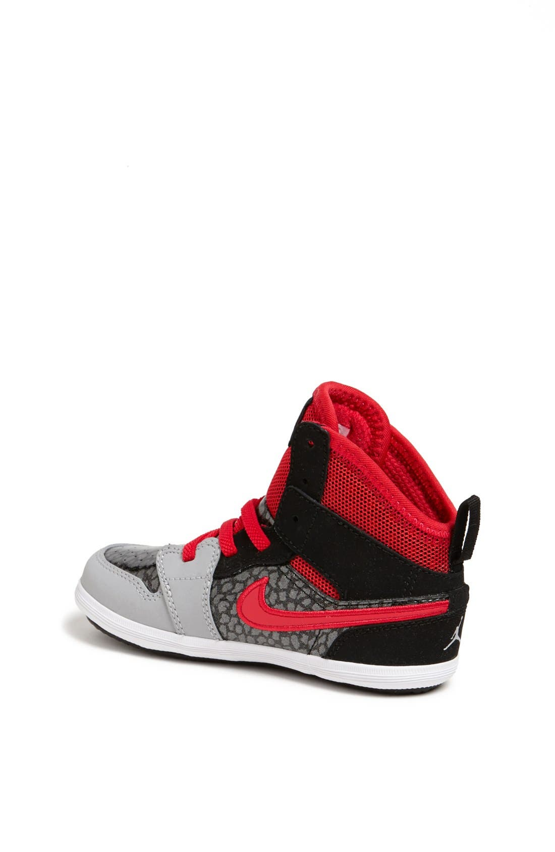 Alternate Image 2  - Nike 'Jordan 1 Skinny High' Sneaker (Baby, Walker & Toddler)